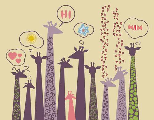 giraffe comunicazione nonviolenta